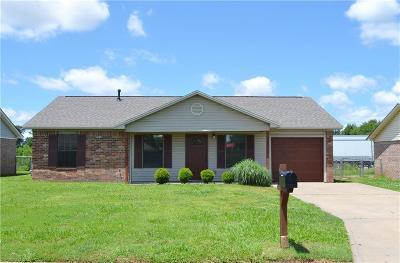 Van Buren Single Family Home For Sale: 806 S 38th ST