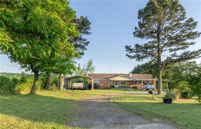 Van Buren Single Family Home For Sale: 5217 Uniontown Highway