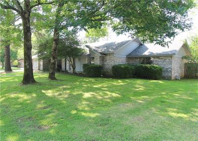 Fort Smith AR Single Family Home For Sale: $198,900