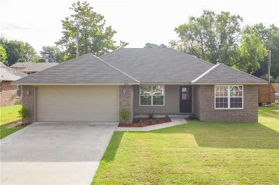 Fort Smith AR Single Family Home For Sale: $127,900