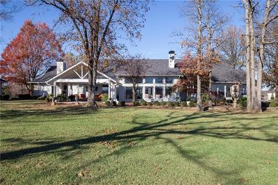 Fort Smith AR Single Family Home For Sale: $749,900