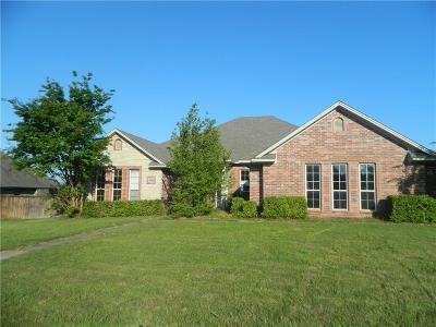 Van Buren Single Family Home For Sale: 2335 Durango DR