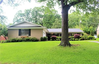 Fort Smith AR Single Family Home For Sale: $167,500