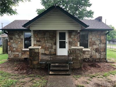 Fort Smith AR Single Family Home For Sale: $59,000