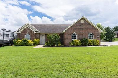 Greenwood AR Single Family Home For Sale: $134,900