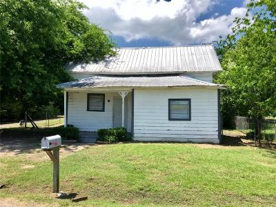 Poteau OK Single Family Home For Sale: $25,000