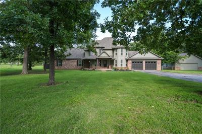 Greenwood AR Single Family Home For Sale: $395,000