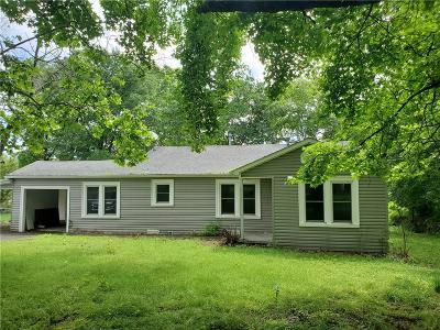 Van Buren Single Family Home For Sale: 20 Crape Myrtle RD
