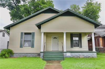 Fort Smith AR Single Family Home For Sale: $67,000