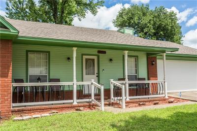 Van Buren AR Single Family Home For Sale: $140,000