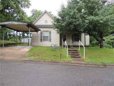 Van Buren AR Single Family Home For Sale: $77,500