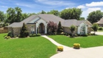 Fort Smith Single Family Home For Sale: 6900 Riley Park Drive