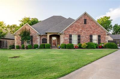 Fort Smith AR Single Family Home For Sale: $299,900