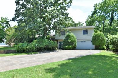 Fort Smith AR Single Family Home For Sale: $175,000