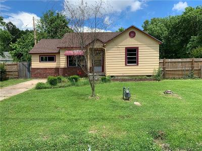Fort Smith AR Single Family Home For Sale: $22,000