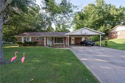 Van Buren AR Single Family Home For Sale: $134,900