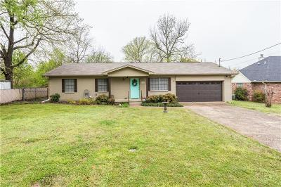 Fort Smith AR Single Family Home For Sale: $133,900