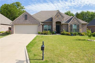 Fort Smith AR Single Family Home For Sale: $235,000