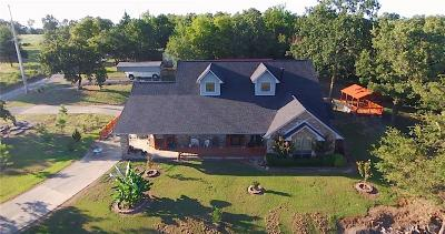 Poteau OK Single Family Home For Sale: $375,000
