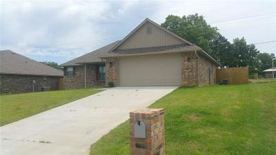 Pocola OK Single Family Home For Sale: $124,900