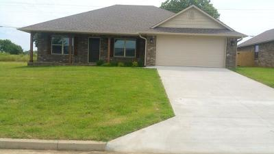 Pocola OK Single Family Home For Sale: $122,500