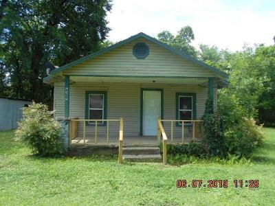 Van Buren AR Single Family Home For Sale: $9,000