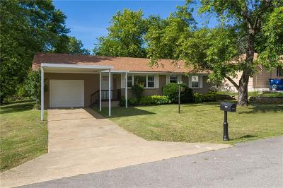 Fort Smith AR Single Family Home For Sale: $104,900