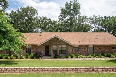 Fort Smith AR Single Family Home For Sale: $274,900