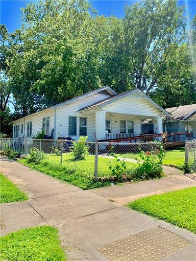 Fort Smith AR Single Family Home For Sale: $39,000