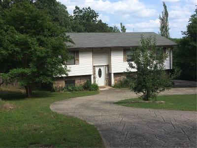Van Buren AR Single Family Home For Sale: $115,000