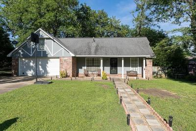 Fort Smith AR Single Family Home For Sale: $148,700