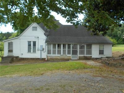 Van Buren AR Single Family Home For Sale: $165,000