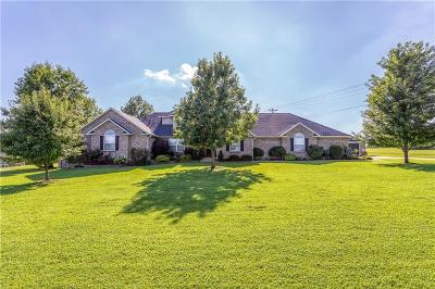 Fort Smith AR Single Family Home For Sale: $449,000