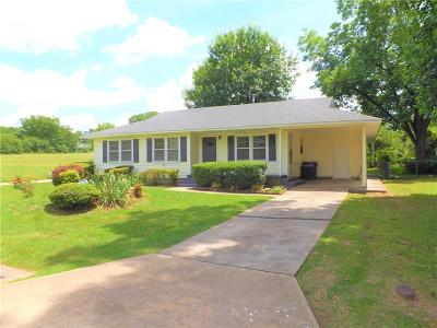 Fort Smith AR Single Family Home For Sale: $126,900