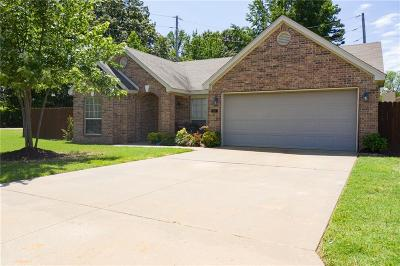 Van Buren Single Family Home For Sale: 1803 Forest Oaks DR