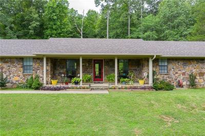 Greenwood Single Family Home For Sale: 21110 S 71 HWY