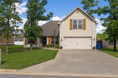 Fort Smith AR Single Family Home For Sale: $239,900