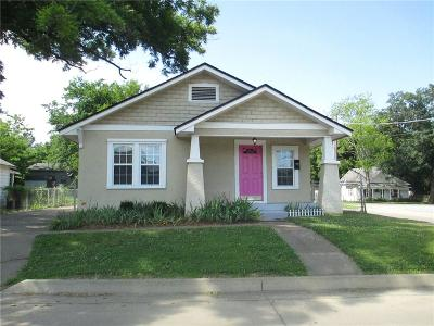 Van Buren Single Family Home For Sale: 1121 Poplar ST