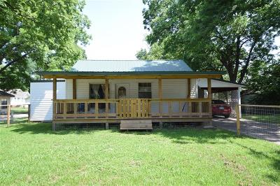 Sallisaw Single Family Home For Sale: 215 E Mary AVE