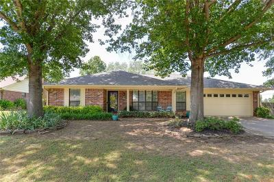 Fort Smith Single Family Home For Sale: 8213 Williamsburg RD