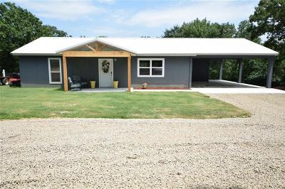 Sallisaw Single Family Home For Sale: 110977 S 4599 RD