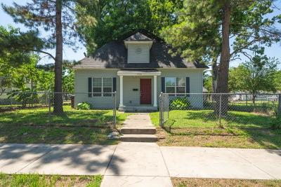 Fort Smith AR Single Family Home For Sale: $95,500