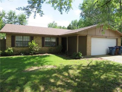 Fort Smith Single Family Home For Sale: 8805 Kendall CT