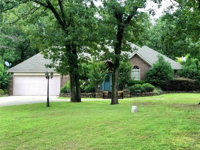 Poteau Single Family Home For Sale: 34210 Choctaw LN