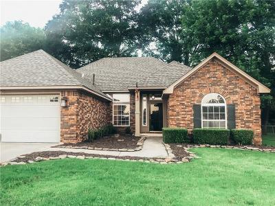 Alma Single Family Home For Sale: 2320 Brookhaven DR