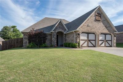 Fort Smith Single Family Home For Sale: 7924 Big Oak DR
