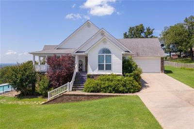 Alma Single Family Home For Sale: 2307 River Vista DR
