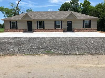 Leflore County Multi Family Home For Sale: 201 Windham ST