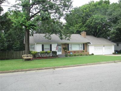 Fort Smith Single Family Home For Sale: 2016 Wolfe LN