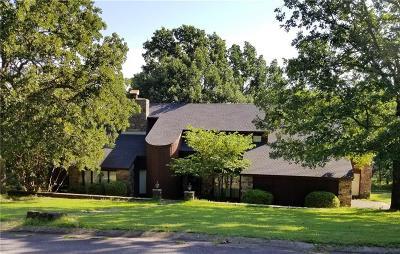 Van Buren Single Family Home For Sale: 1302 Azure Hills Drive